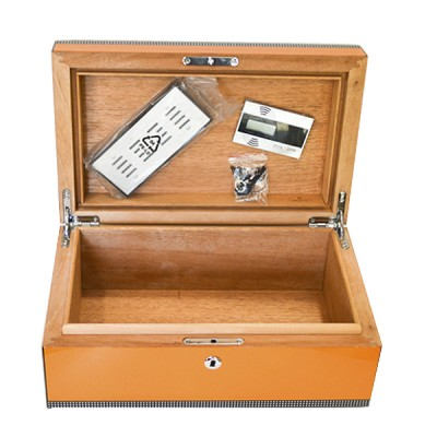 75 Sticks Humidor solid wood frame