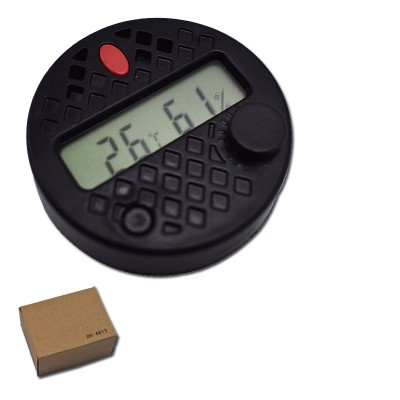 Ajustable digital hygrometer