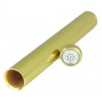 0250-G-ALUMINIUM Tube in Gold, 52ring