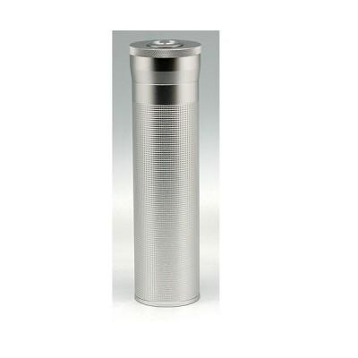 ALUMINIUM Tube in silver