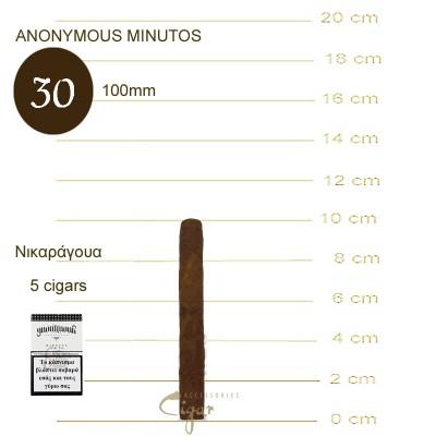 ANONYMOUS MINUTOS 5s