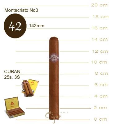 MONTECRISTO No3 5s