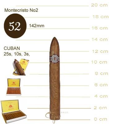 MONTECRISTO No2  3S