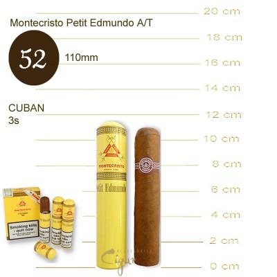 MONTECRISTO PETIT EDMUNDO A/T 3s