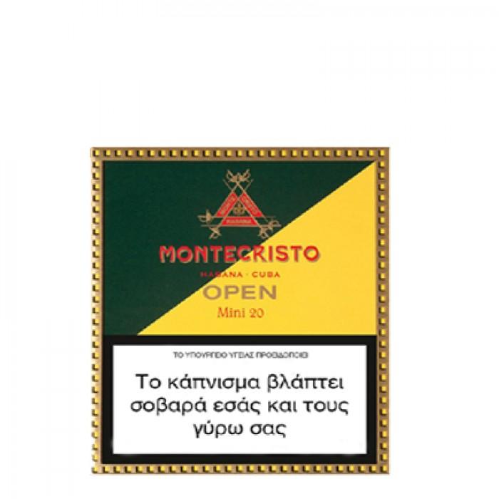MONTECRISTO OPEN mini 20s