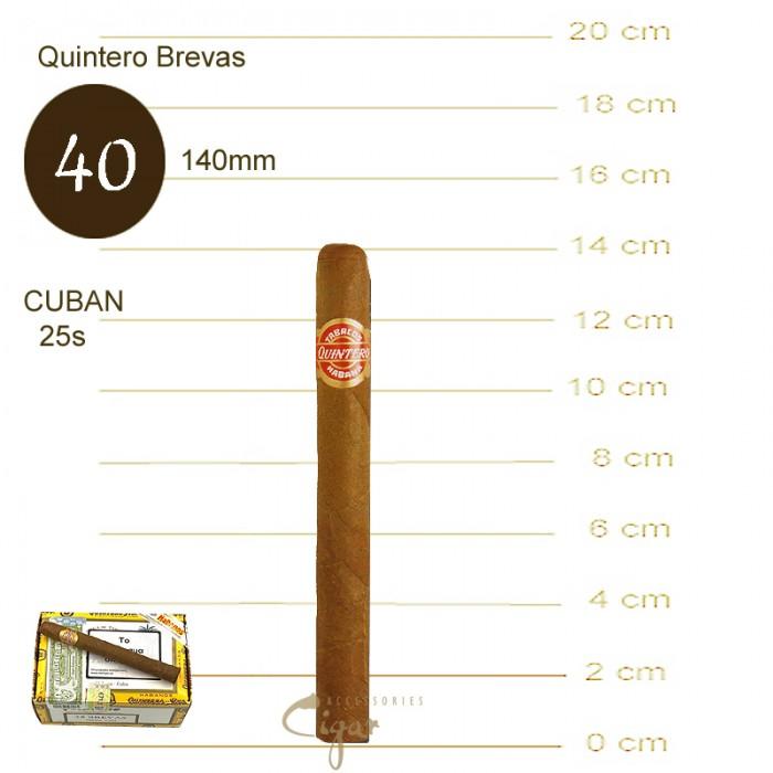 QUINTERO BREVAS 25s