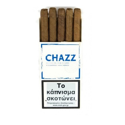 CHAZZ CIGARROS 5s