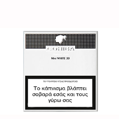 COHIBA WHITE MINI 20S