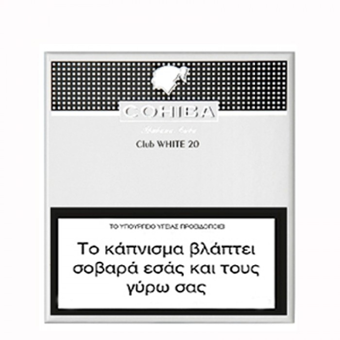 COHIBA WHITE CLUB  20s