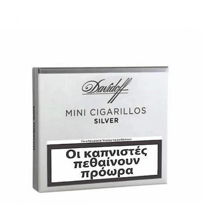 DAVIDOFF silver 20s