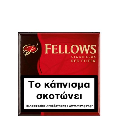 FELLOWS FILTER RED 20s