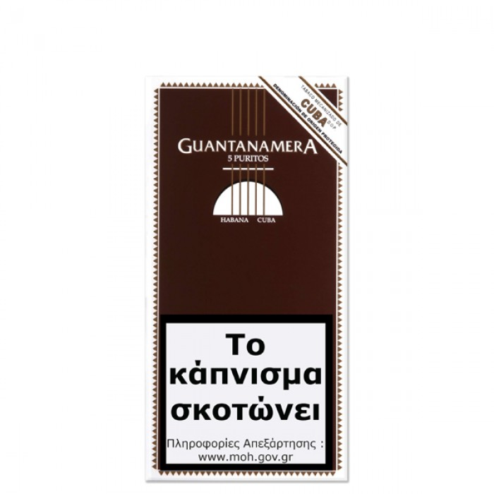 GUANTARAMERA PURITOS 5S