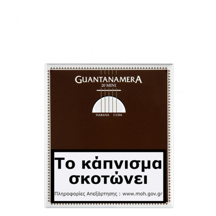 GUANTARAMERA MINI 20s
