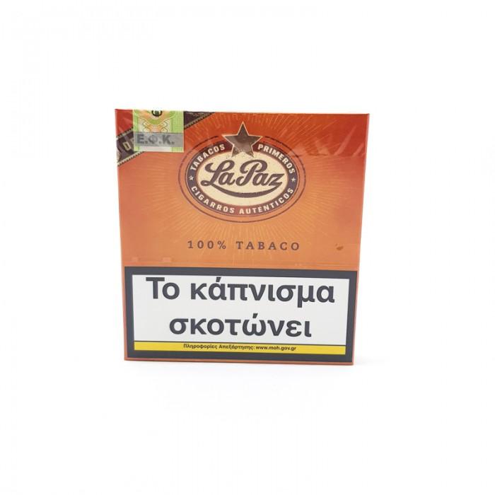 LA PAZ cigarillos 10s € 6,70