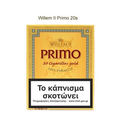 PRIMO YELLOW 20s