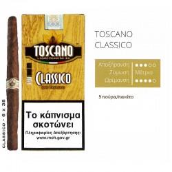 TOSCANO CLASSSICO 5s