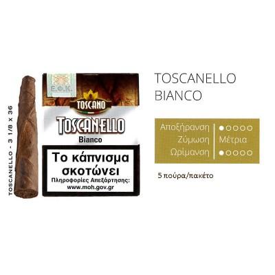 TOSCANELLO BIANCO 5s grapa