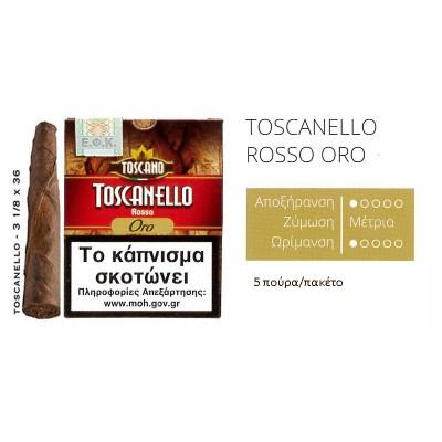 TOSCANELLO ROSSO ORO 5s