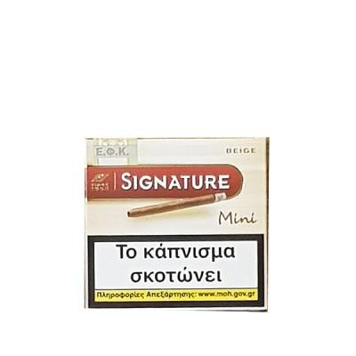 Signature Mini Beige