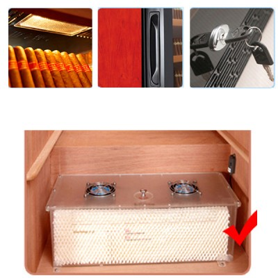 145 Cigar cooling Cabinet
