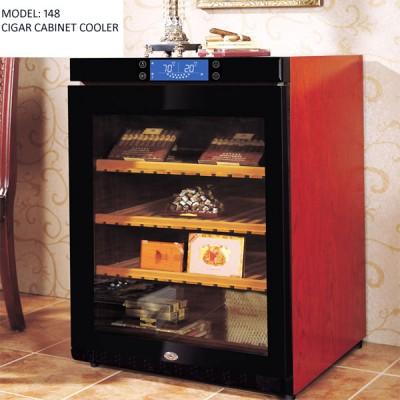 Cigar mini cabinet cooler
