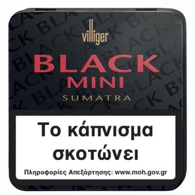 Villiger BLACK MINI SUMATRA tin 20s