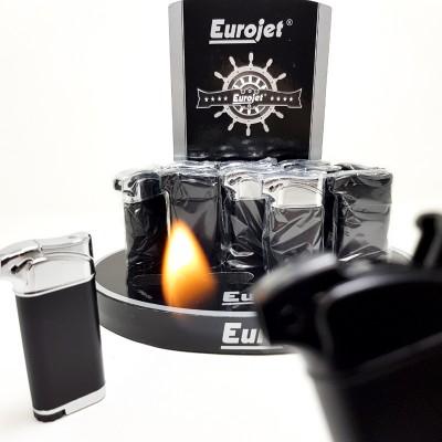 260251 Euojet pipe lighter 12pcs display, 2 colors
