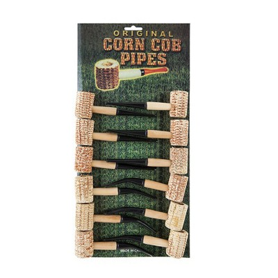 Corn Wood Pipe