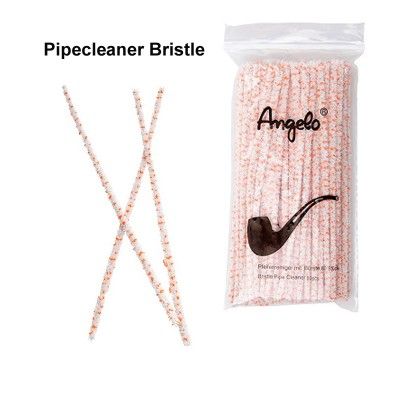 320001 Angelo Pipecleaner Bristle 80 pcs/bag,
