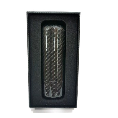 CARBON FIBER CIGAR CASE for 2 cigars