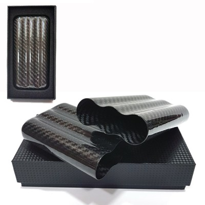 CARBON FIBER CIGAR CASE for 3 cigars