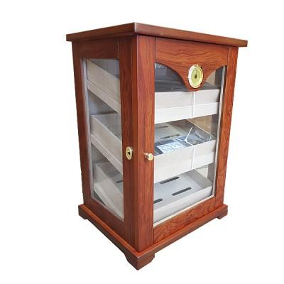 Cigar desktop cabinet