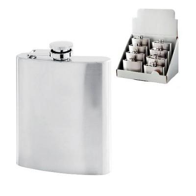 491010 Hip Flask Set chr.8er 7,50 10 x 8 pcs.