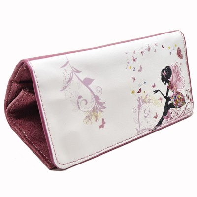 Artificial leather tobacco pouch with magnet (Fairy)