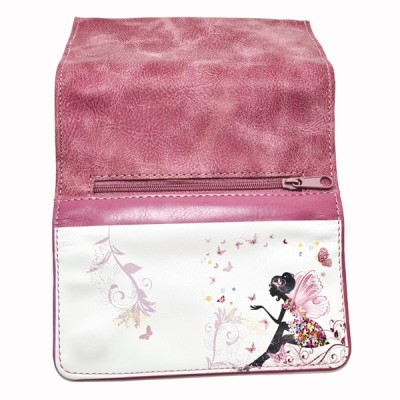 508-454 Artificial leather tobacco pouch with magnet (Fairy)