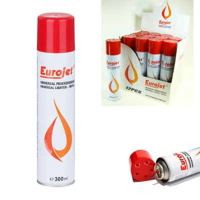 Lighter Refill Eurojet 300ml