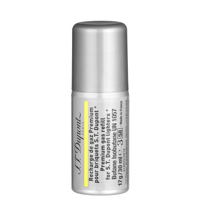 600200 S.T. Dupont gas refill yellow 30ml