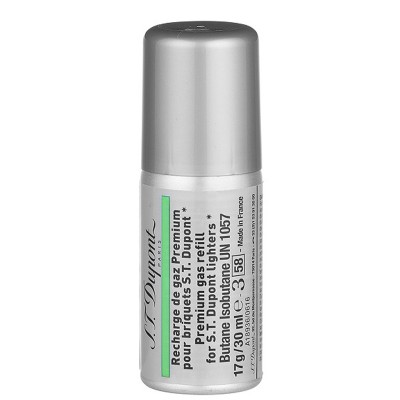 600210 S.T. Dupont gas refill green 30ml