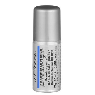 600220 S.T. Dupont gas refill blue 30ml