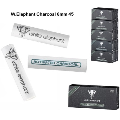 64006 Elephant Active Charcoal Filter 6mm