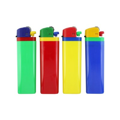 GO disposable lighter assorted colours
