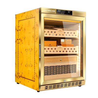 800 Cigar Cabinet humidity-cooling system 60x61x82 h