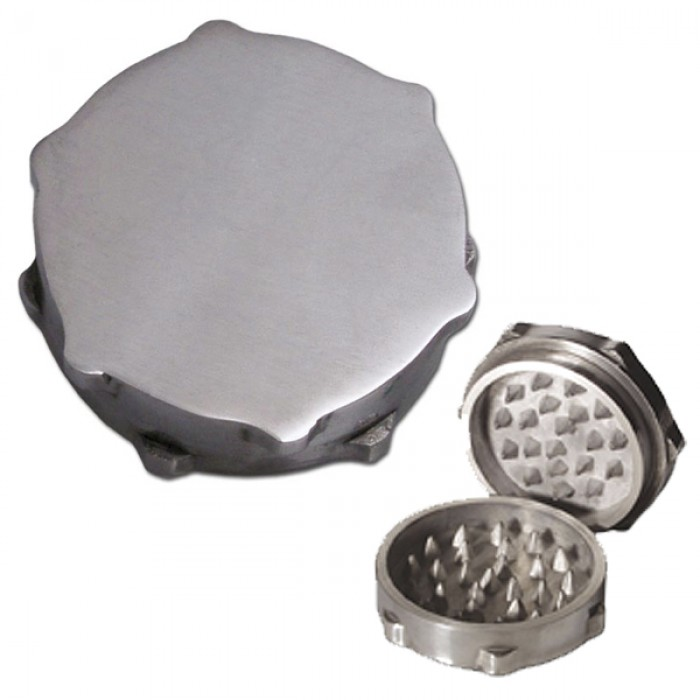 Aluminium Grinder ,d:60mm