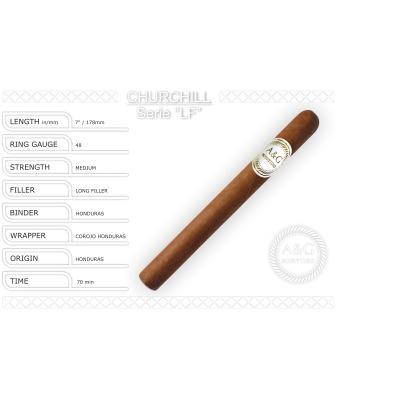 A&G CHURCHILL 25S