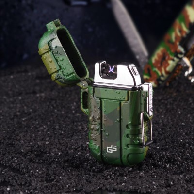 ARC-012-CA doual whaterproof Camouflage lighter  /GG