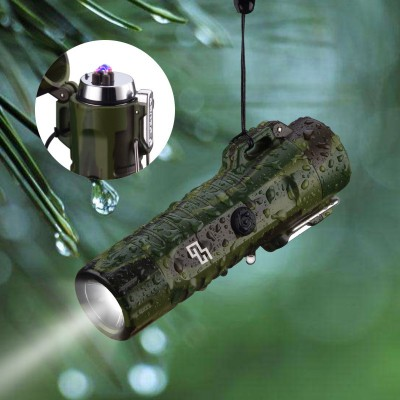 ARC-016-CA double whaterproof Camouflage flashlighter  /GG