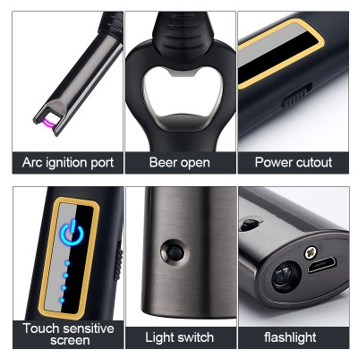 ARC-018-BBQ single lighter  /GG