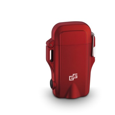 ARC-018-RED double whaterproof Red flashlighter  /GG