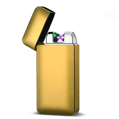 ARC-907-G Sensor LIGHTER usb-gold /GG