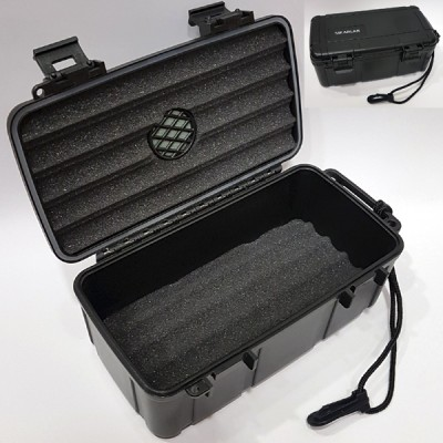 CB-309 TRAVEL HUMIDOR 10cigar BLACK